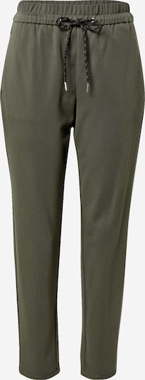 Pantaloni s.Oliver pe oliv: Privire frontală