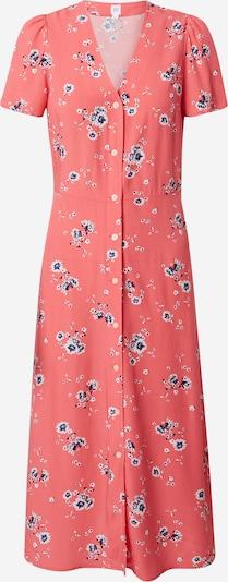 GAP Košulja haljina u miks boja / koraljna, Pregled proizvoda