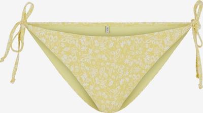 PIECES Braga de bikini 'Gaya' en lima / blanco, Vista del producto