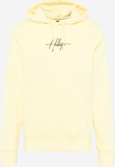 HOLLISTER Mikina - žltá / zmiešané farby, Produkt