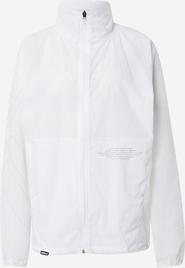 REEBOK Sportjacke  'Les Mills®' in weiß, Produktansicht