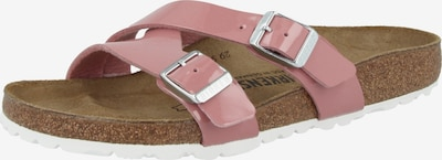 BIRKENSTOCK Pantolette 'Yao Balance' in rosa, Produktansicht