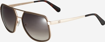 GUESS Sunglasses in auburn / gold / taupe / black, Item view