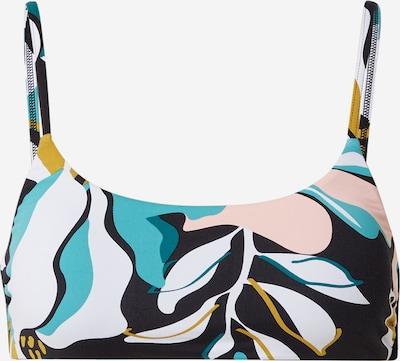 Bikinio viršutinė dalis iš ROXY, spalva – antracito spalva / mišrios spalvos, Prekių apžvalga