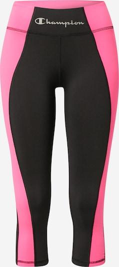 Champion Authentic Athletic Apparel Sportovní kalhoty - pink / černá, Produkt