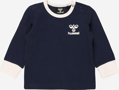 Hummel Camiseta 'MAUI' en azul oscuro / blanco, Vista del producto