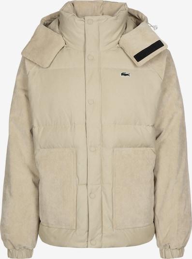 LACOSTE Winterjas ' Blouson ' in de kleur Beige, Productweergave