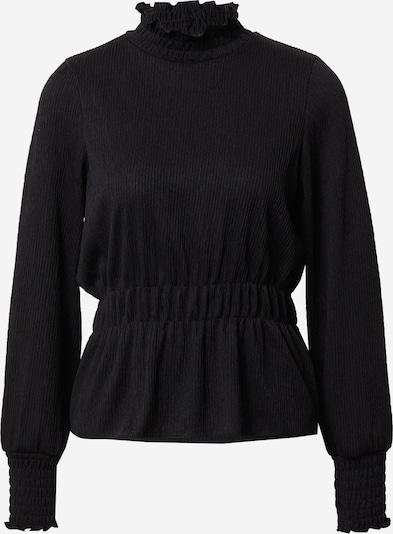 PIECES Shirt 'PCDYD LS TOP D2D' in schwarz, Produktansicht