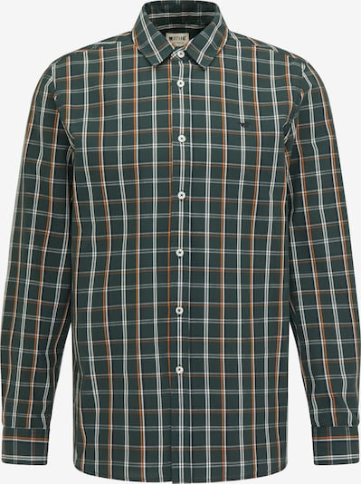 MUSTANG Hemd ' Karohemd ' in grün, Produktansicht