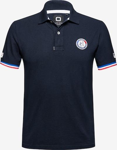 CODE-ZERO Shirt in de kleur Blauw / Marine / Navy / Donkerblauw: Vooraanzicht