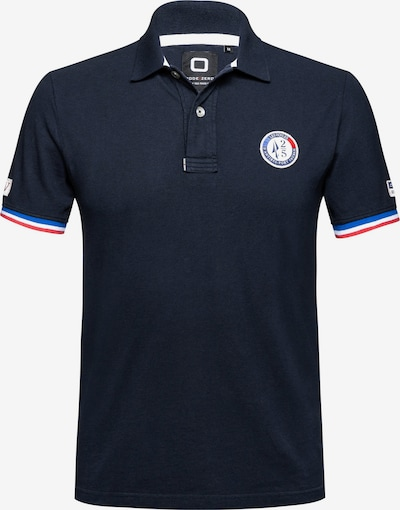 CODE-ZERO Poloshirt Port Vauban Polo in blau / marine / navy / dunkelblau, Produktansicht