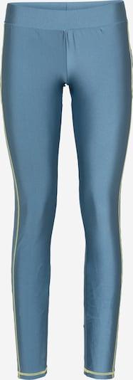 Karl Kani Leggings 'Retro' in de kleur Donkerblauw / Geel, Productweergave