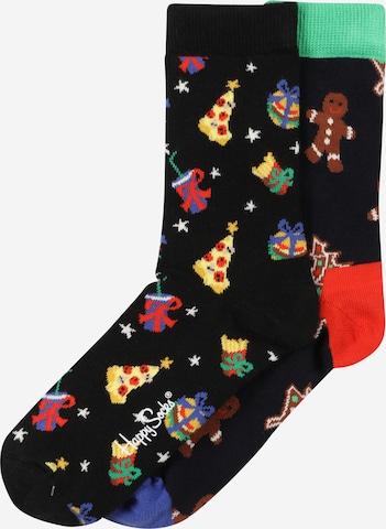 Happy Socks Socks in Black