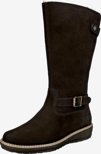 WALDLÄUFER Stiefel 'Hoja' in dunkelbraun, Produktansicht