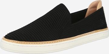 UGG - Zapatillas sin cordones en negro