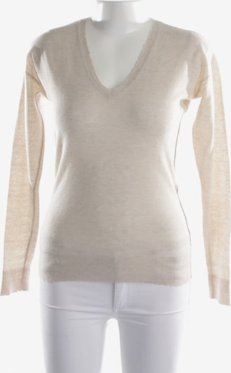 Zadig & Voltaire Pullover / Strickjacke in S in beige, Produktansicht