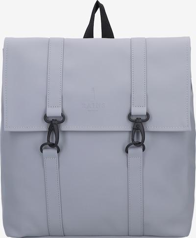 RAINS Rucksack 'MSN Bag' in rauchgrau, Produktansicht