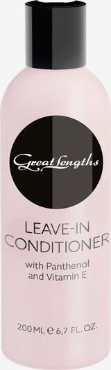 Great Lengths Conditioner 'Leave-In' in pink / schwarz / weiß, Produktansicht