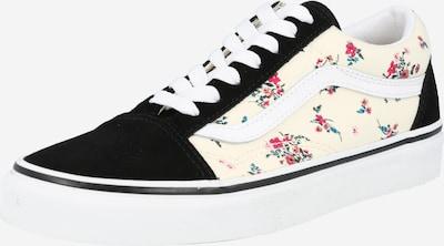 VANS Låg sneaker 'Old Skool' i blå / rosa / svart / vit, Produktvy