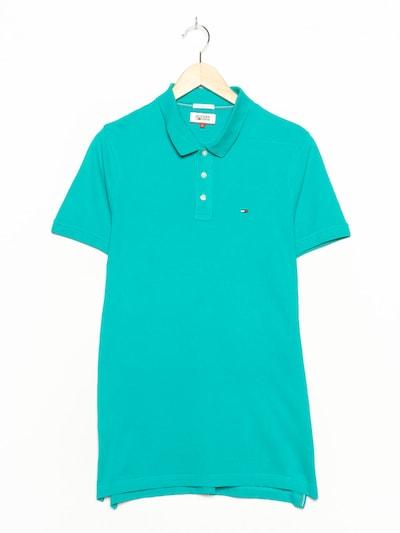 Tommy Jeans Polohemd in L in enzian, Produktansicht