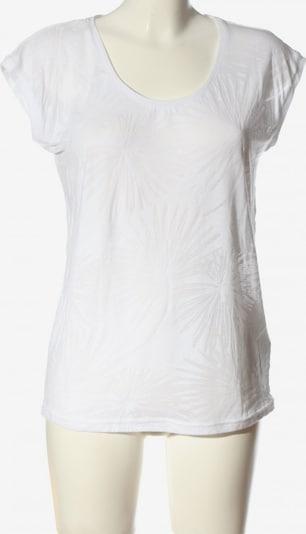 BEACH TIME Strickshirt in M in weiß, Produktansicht