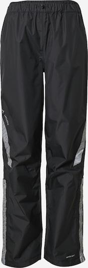 Sportinės kelnės 'Wo Luminum' iš VAUDE , spalva - pilka / juoda, Prekių apžvalga