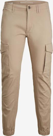 Pantaloni cargo 'JJIPAUL JJFLAKE AKM 542 WHITE PEPPER STS' JACK & JONES di colore crema, Visualizzazione prodotti
