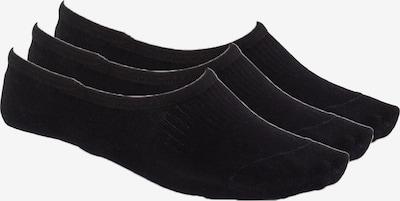BIRKENSTOCK Füßlinge in schwarz, Produktansicht