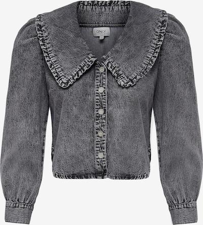 ONLY Blouse 'Thea' in de kleur Grey denim, Productweergave