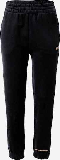 BOSS Casual Trousers 'Ejoy' in Beige / Black, Item view