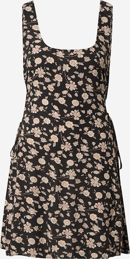 American Eagle Letnia sukienka w kolorze szampan / czarnym, Podgląd produktu