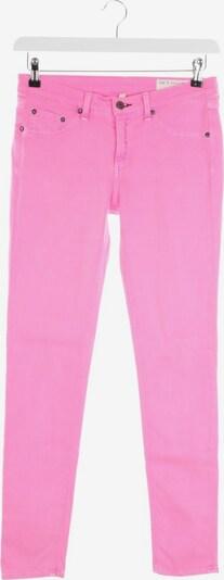 rag & bone Jeans in 29 in neonpink, Produktansicht