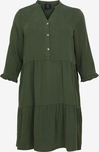 NO.1 by OX Kleid 'Claire' in oliv, Produktansicht