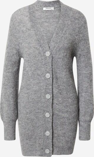MOSS COPENHAGEN Cardigan 'Sabella' en gris, Vue avec produit