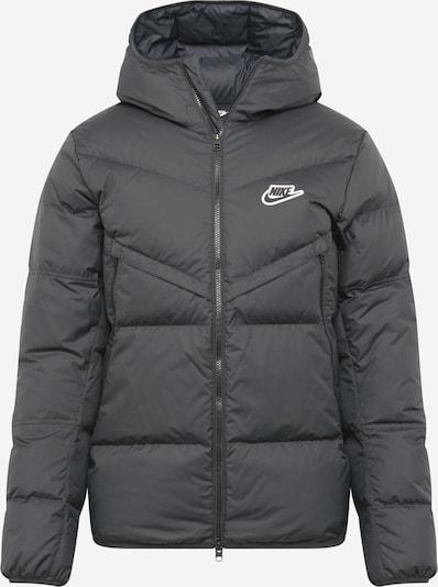 Nike Sportswear Ziemas jaka melns, Preces skats