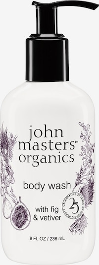 john masters organics Duschgel 'Fig + Vetiver' 236ml in weiß, Produktansicht