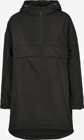 Urban Classics Between-Season Jacket in Black
