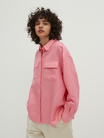 Palaidinė 'Savanna' iš EDITED , spalva - rožinė, Modelio vaizdas