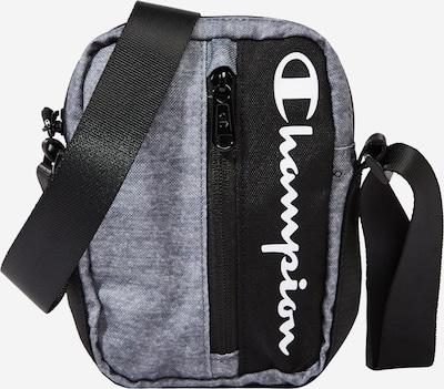 Champion Authentic Athletic Apparel Umhängetasche in grau / schwarz / weiß, Produktansicht