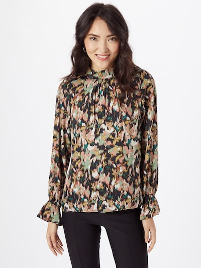 MORE & MORE Bluse in Mixed colors, View model