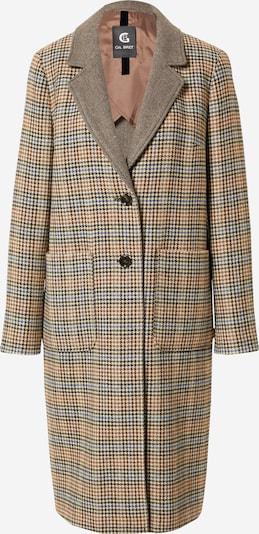 GIL BRET Abrigo de entretiempo en beige / azul / marrón / negro, Vista del producto