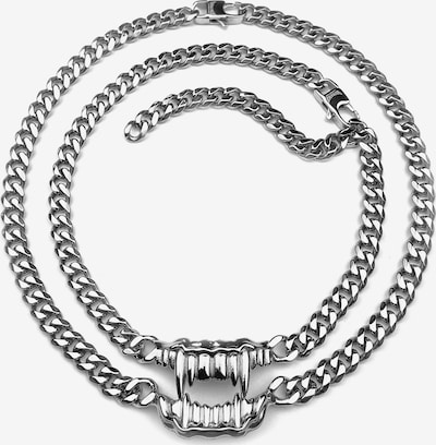 Rare-Romance Necklace 'BITE ME' in Grey, Item view