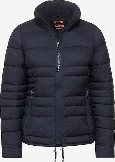 CECIL Between-Season Jacket in Dark blue, Item view