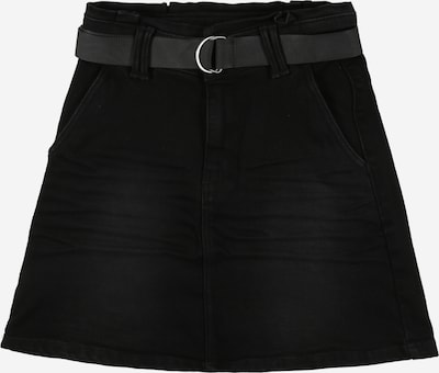 LMTD Skirt 'RAVEN' in dark grey / black denim, Item view