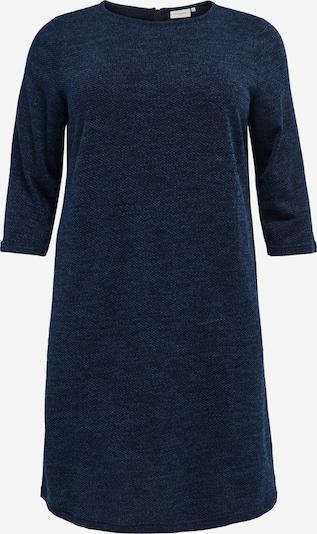 Rochie tricotat 'Martha' ONLY Carmakoma pe albastru închis, Vizualizare produs