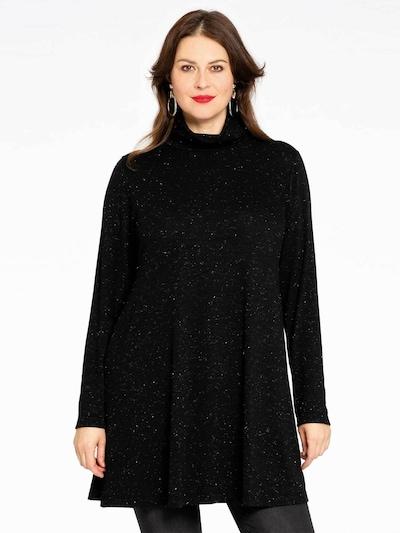 Yoek Tunika in schwarz, Modelansicht