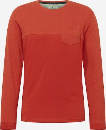 T-Shirt TOM TAILOR en rouge