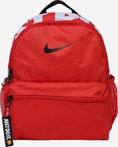 NIKE Sport-Tasche 'Brasilia' in rot / schwarz, Produktansicht