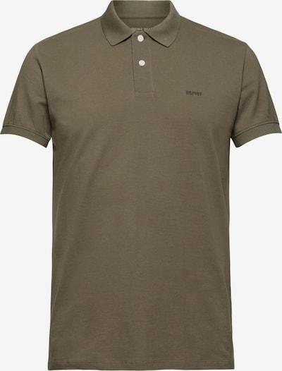 ESPRIT Poloshirt in khaki, Produktansicht