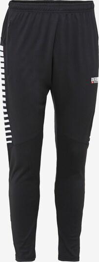 DERBYSTAR Hose in schwarz, Produktansicht